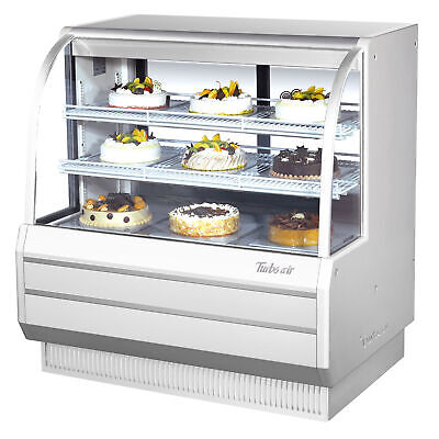 Turbo Air Tcgb-48dr-wb 48 Full Service Non-refrigerated Bakery Display Case