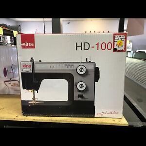 elna HD-1000 sewing machine