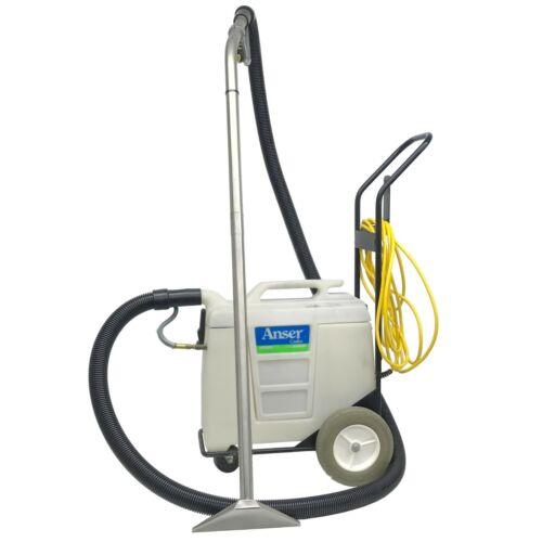 Tennant/Castex AN2030 Portable Carpet Cleaner 120V 7.5a w/Hoses & Wand!