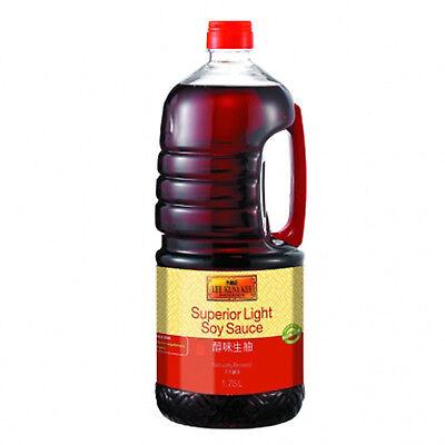 1,75L  LEE KUM KEE Helle Premium Sojasauce / Superior Light Soy Sauce Soja Sauce Helle Soja Sauce