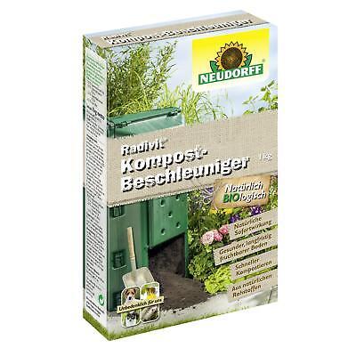 NEUDORFF Radivit Compost ACCELERATORE 1kg - di compostaggio