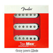 Fender Strat Pickup Set