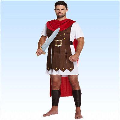 Kostüm Römischer Feldherr Gr. 50 - 54 Trojanischer Held Legionär Antike (Legionär Kostüm)
