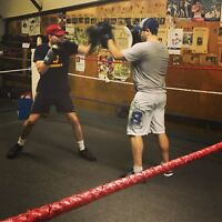 Boxing private lessons