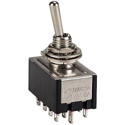 4pdt Mini Toggle Switch