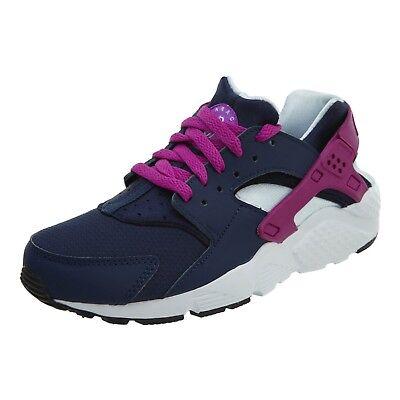 womens Nike Huarache Run Neu Damen Premium Sneaker Gr:36 midnight navy  90 97 ()