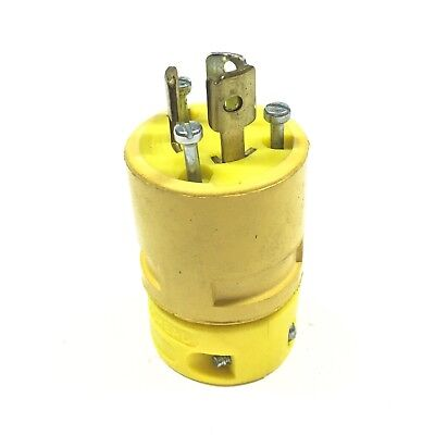 2447 Woodhead Super-safeway Plug 15a 125v.