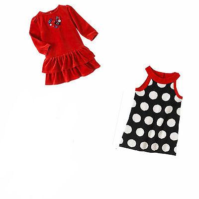 Gymboree Winter Penguin Baby Girl Dress  U Pick!  2T 3T NWT Retail (Penguin Baby Dress)