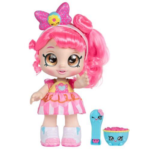 Kindi Kids Snack Time Friends, Pre-School 10 Doll - Donatina - $15.00