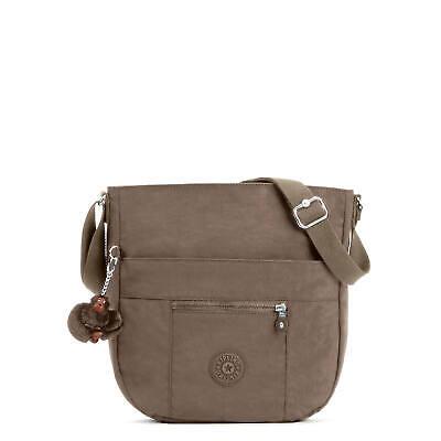 Kipling Bailey Handbag Soft Earthy Beige T