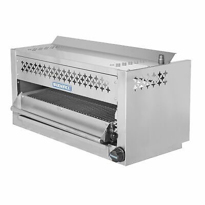 Turbo Air Tasm-24 24 Gas Radiance Salamander Broiler