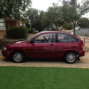 1999 Ford Fiesta Sedan Berri Berri Area Preview