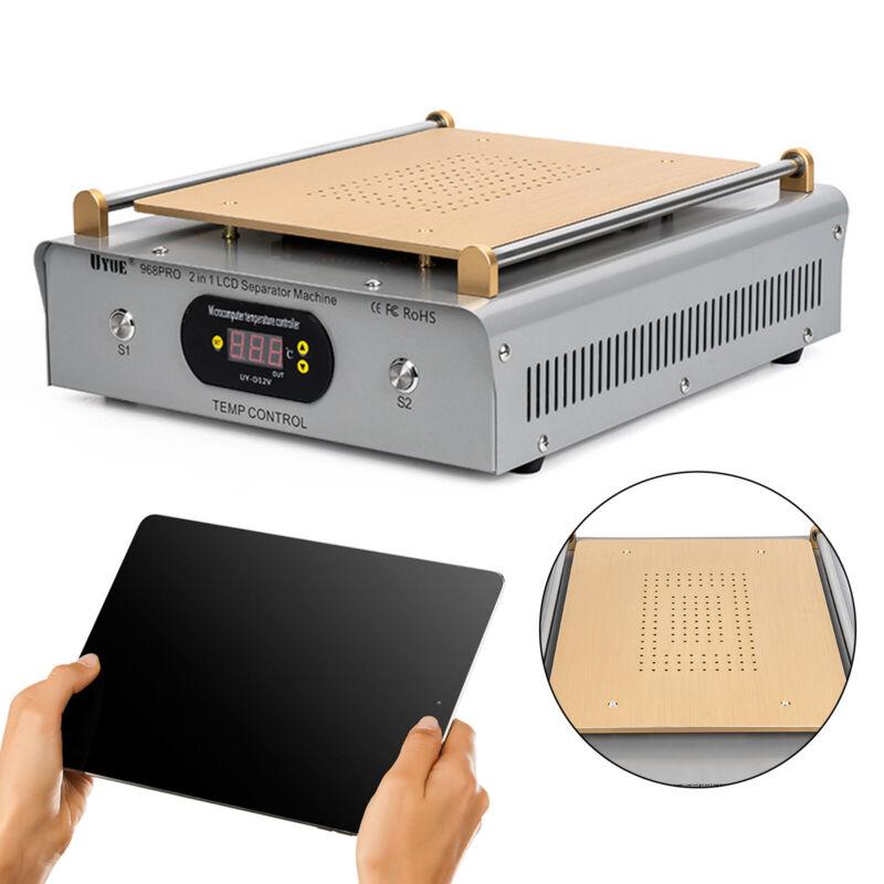 Mobile Phone Vacuum LCD Screen Separator Disassembler Bulit-in Vacuum Pump 600W