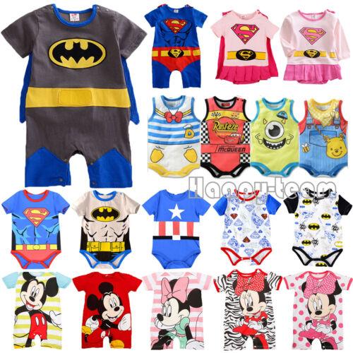 NEONATO RAGAZZO bambini tutina intera Body bebè Completi Set VESTITI