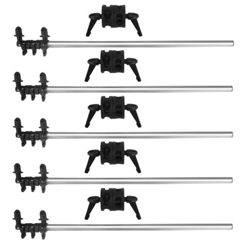 Reflector Boom Arm For Photography Video Production Lot of 5