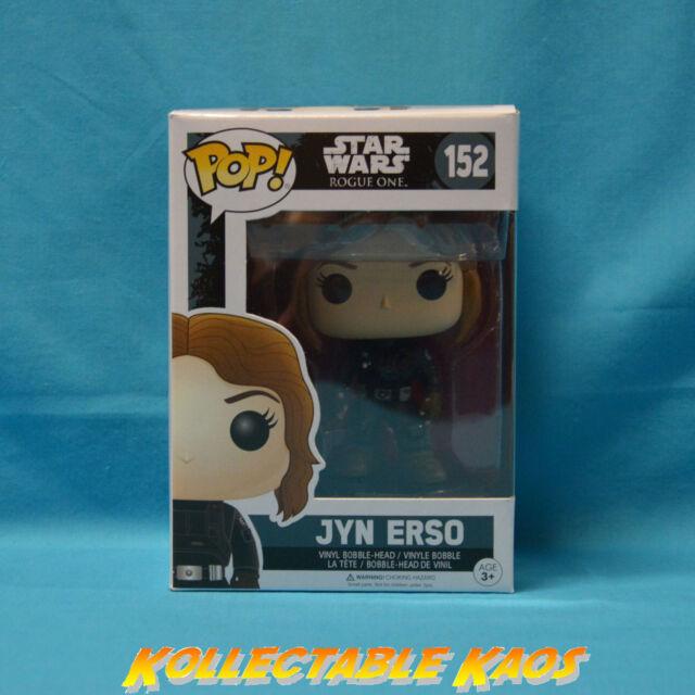 Star Wars: Rogue One - Jyn Erso Trooper Pop! Vinyl Figure