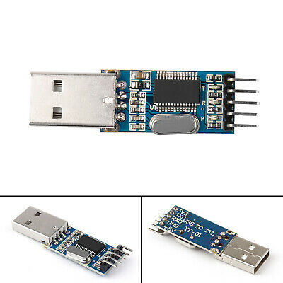1x Usb To Rs232 Ttl Pl2303hx Auto Converter Module Converter Adapter Ss