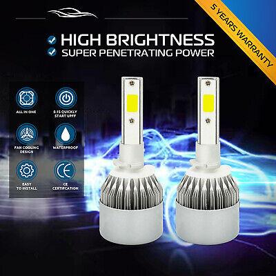 880 881 6000K White 1600W 240000LM CREE LED Foglight Fog Light Conversion Kit