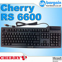 Cherry Qwerty Teclado Gb Smartboard Rs-6600 Usb Con Inteligente - smart - ebay.es