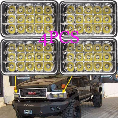 chevy c5500 headlamp wiring 4pack 4x6 led headlight for chevrolet chevy c4500 c5500 kodiak  chevrolet chevy c4500 c5500 kodiak