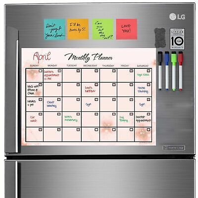 Magnetic Dry Erase Calendar Dry Erase Calendar Magnets