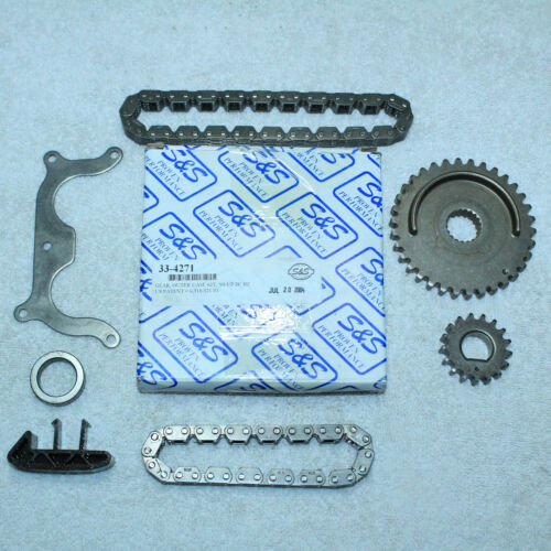 NEW S&S 33-4271 Gear, outer, cam drive, 62 tooth 1999-2005 bt w/ MORSE CHAINS