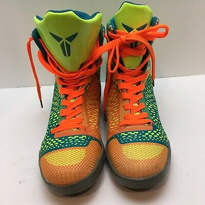 Mens Basketball Tennis Shoes Colorful Size 8