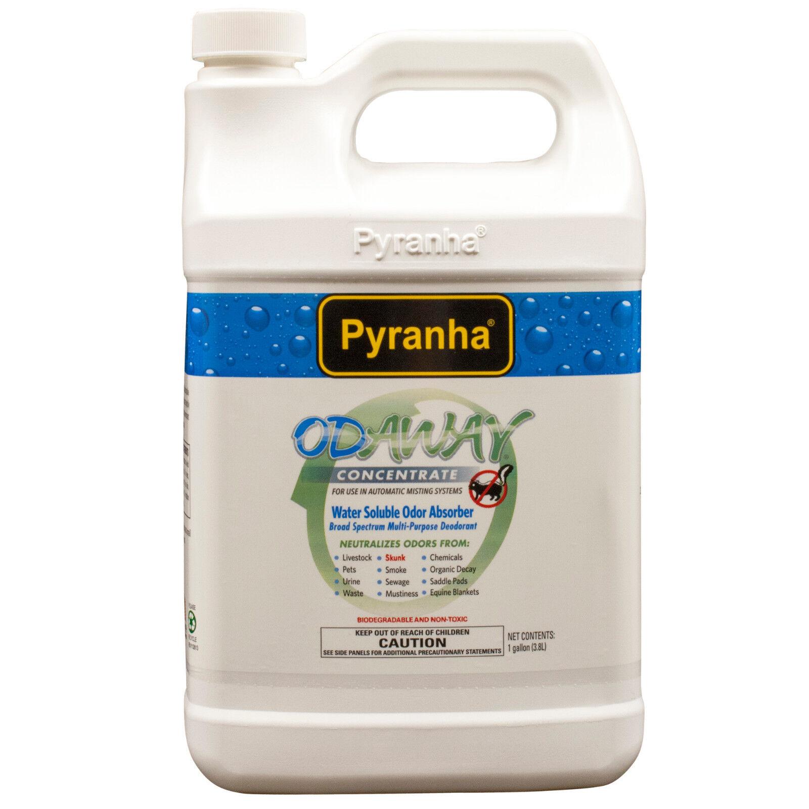 Pyranha Odor Absorber Conc Makes 55 Gals Pet Urine Odor L...
