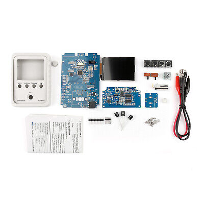 Ds0150 15001k Dso-shell Diy Digital Oscilloscope Kit With Housing Case Us T2