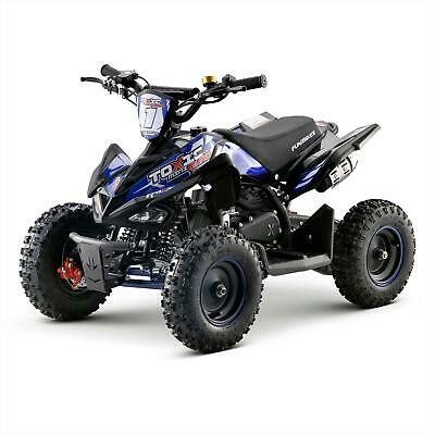 Toxic Petrol Kids Mini Quad Bike 50cc Blue