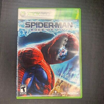 Spider-Man: Edge of Time Xbox 360