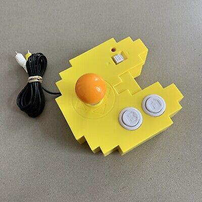 Namco Bandai 2012 Pac-Man Controller TV Plug and Play 12 Games TESTED SHIPS FAST