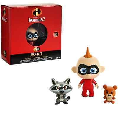 Funko 5 Star - The Incredibles 2 - Jack Jack Medium Figure