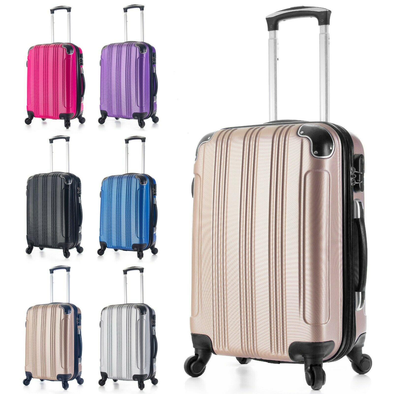 22 carry on luggage travel luggage lightweight