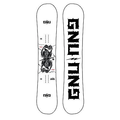 как выглядит GNU Riders Choice C3 Snowboard 2021 157.5 фото