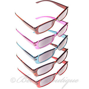 Reading-Sunglasses-Plastic-Frame-1-1-5-2-2-5-3-Mens-Ladies-Sun-Glasses-Spec