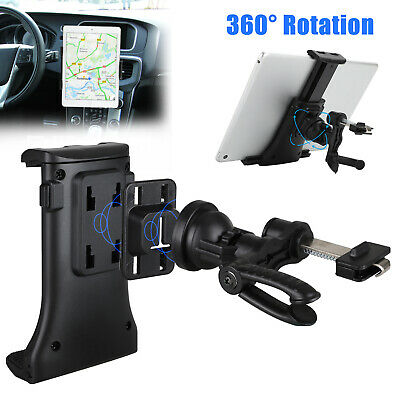Car 360° Rotation Air Vent Mount Holder Stand for Cell Phon