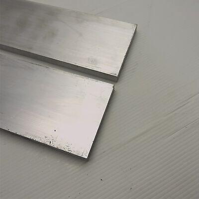 "4 Pieces 1//4/"" X 1/"" ALUMINUM 6061 FLAT BAR 36/"" long T6511 .25/"" New Mill Stock"