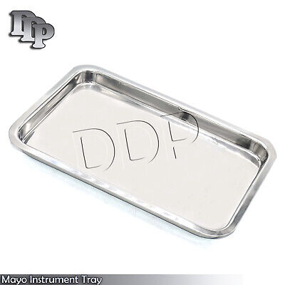 Mayo Tray 10.75 X 6.75 X1 Surgical Instruments