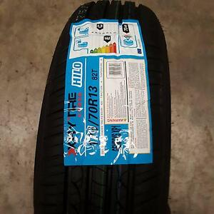 BEST PRICE IN PERTH ON 175/70R13 NEW TYRES $53.00 EACH Balcatta Stirling Area Preview