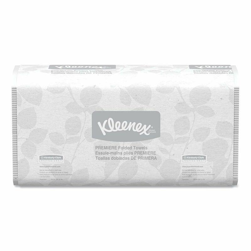 Kleenex Scottfold Multi-Fold Paper Towel 13253 25 Pack(s) 120 Towels/ Pack