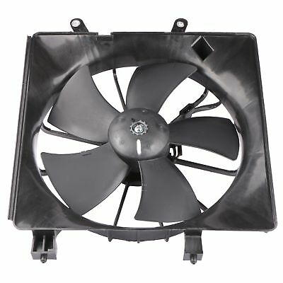AC Condenser Radiator Cooling Fan Assembly For 2001-2005 Honda Civic 1.7L