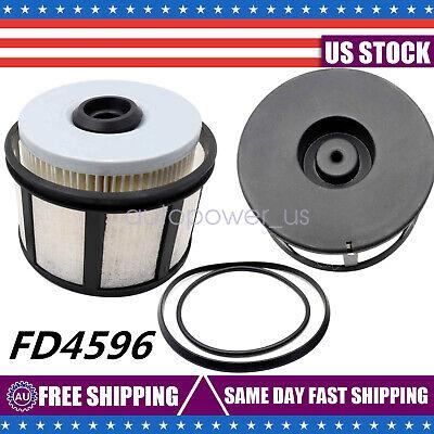 Fuel Filter Element Service Kit For Ford F & E 7.3L Power Stroke Diesel # FD4596