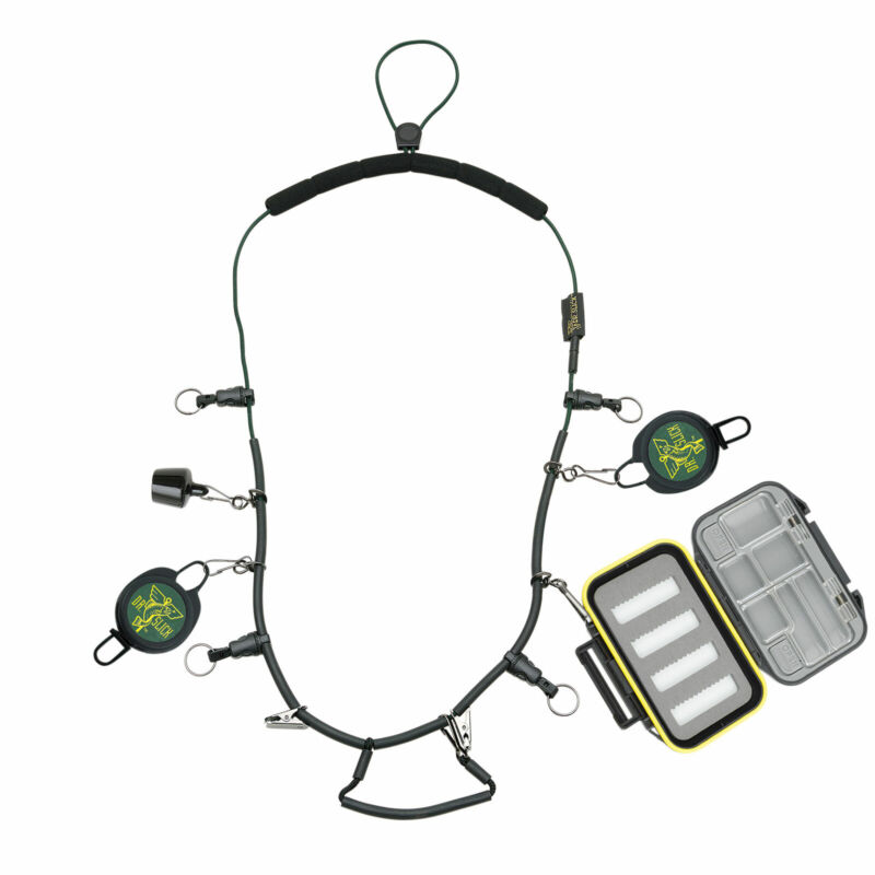 Dr. Slick Elastic Necklace Lanyard for Fly Fishing