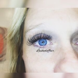 Eyelash extensions Experienced and certified