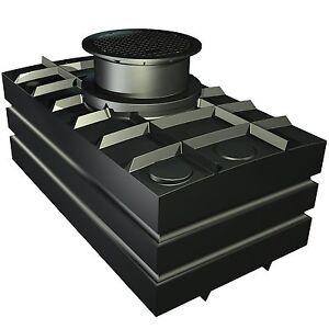 regenwasser flachtank wasserspeicher regentonnen ebay. Black Bedroom Furniture Sets. Home Design Ideas