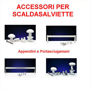 Accessori per scaldasalviette termoarredo termosifone for Accessori per scaldasalviette