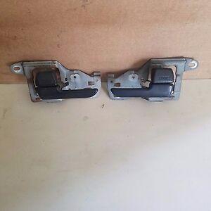 94-01 Acura Integra interior door handles driver passenger door inside OEM