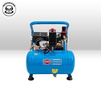 AIRPRESS Kompressor L 6-95 6 Liter 8 Bar 95 L/Min 2 Zylinder