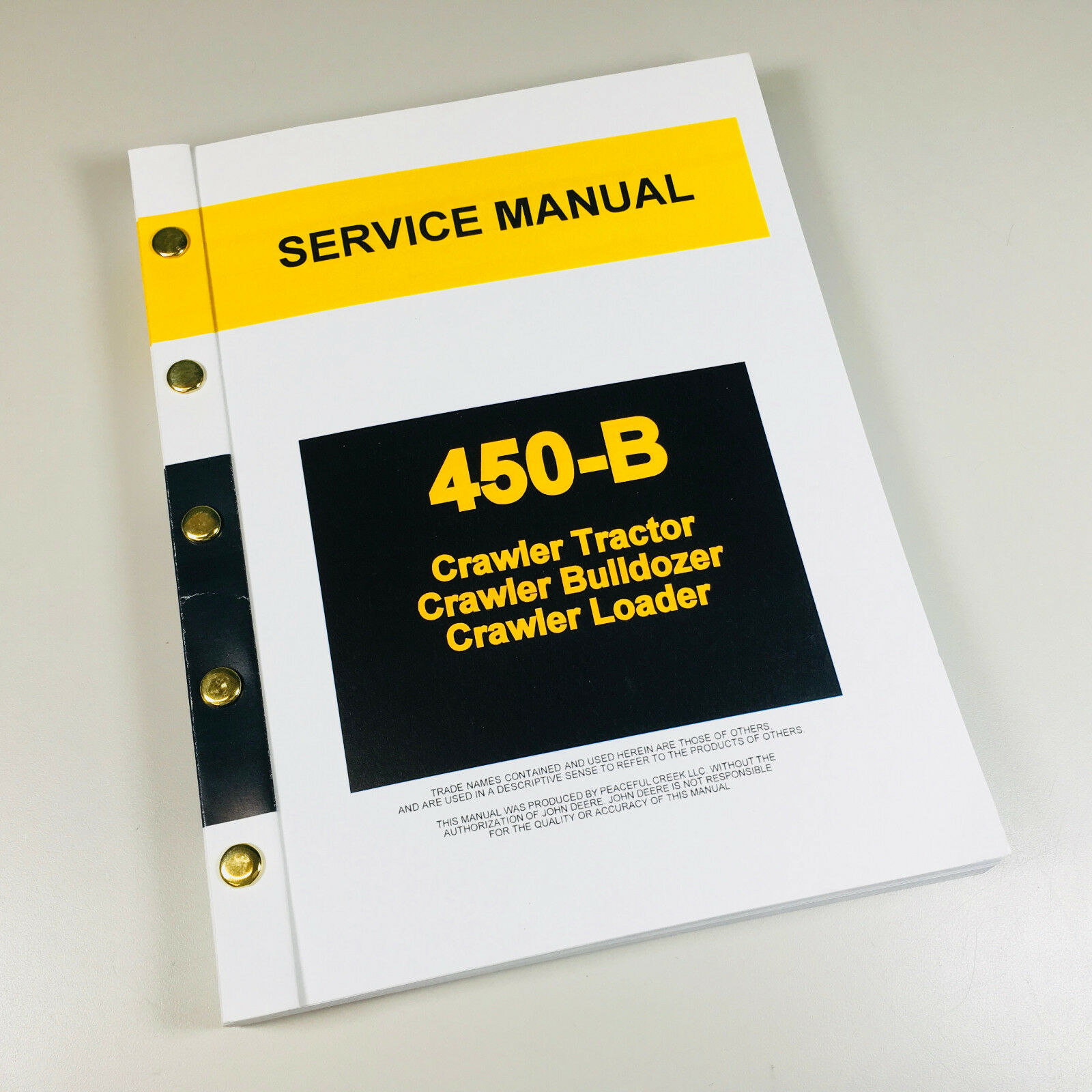 Crawler Dozers and Loaders. Complete Service Manual